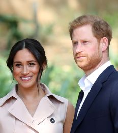 Prins Harry post hartverscheurend statement over Meghan