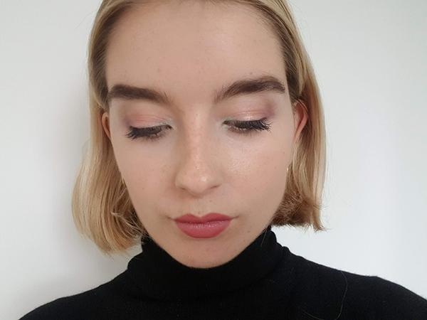 kylie balmain cosmetics make-up review