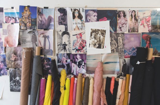 Los Angeles, Fashion District, Heidi Merrick, mode, surf