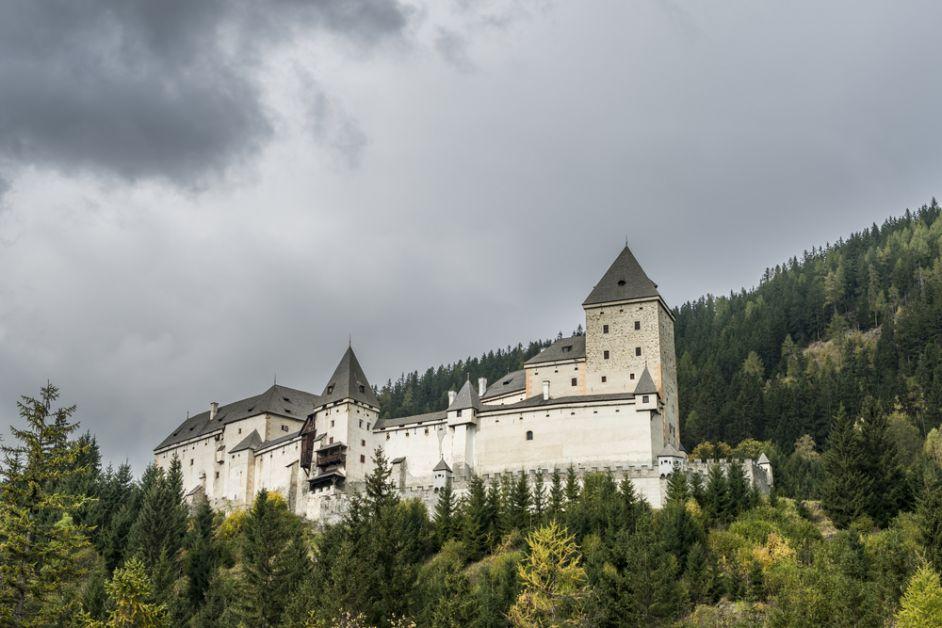spookhuis, kasteel, behekst, geest, europa, spook