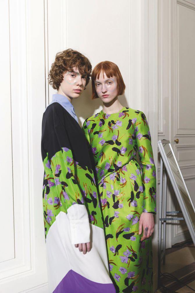 Christian Wijnants, Belgische mode, ontwerper, breigoed