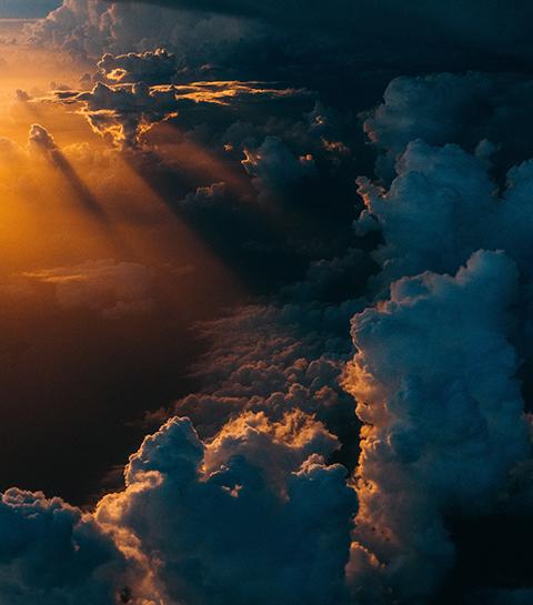 wolken horoscoop hemel sterren