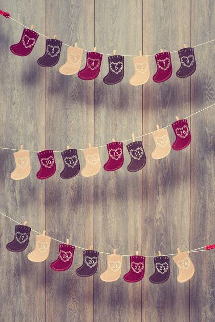 Jingle bells: Maak zelf een Pinterest-waardige adventskalender - 5