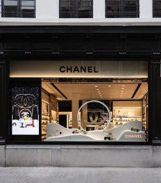 Chanel opent haar eerste beauty boutique in België