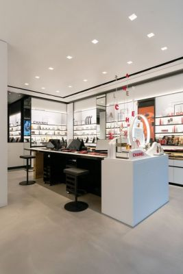 Chanel beauty boetiek Antwerpen