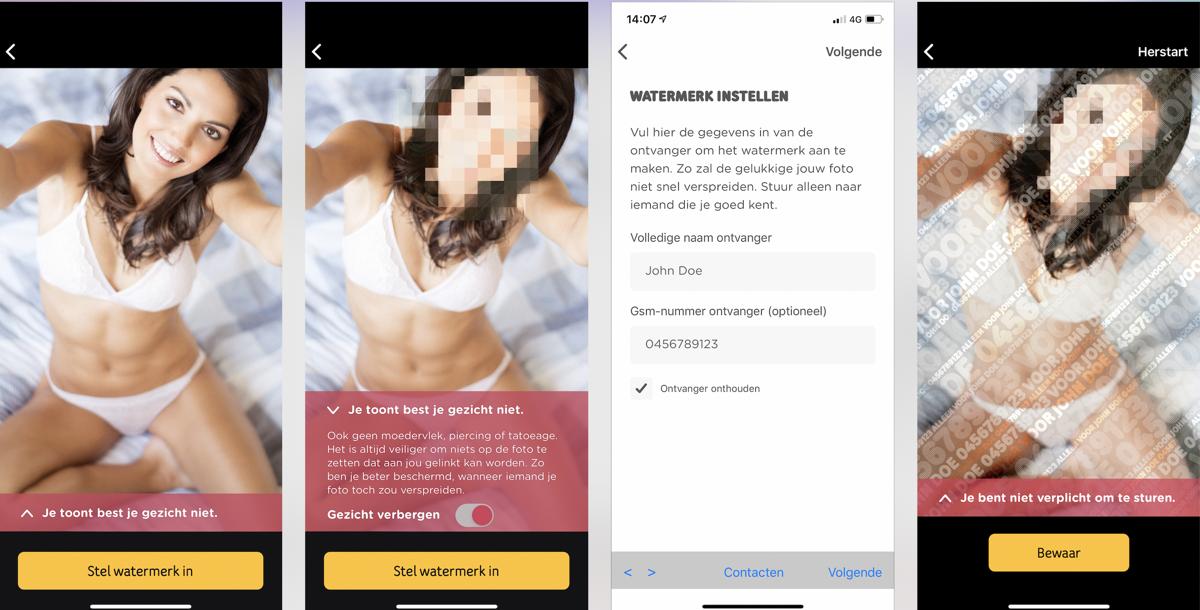 digitaal condoom