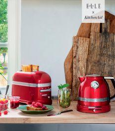 Win een ontbijtset van KitchenAid