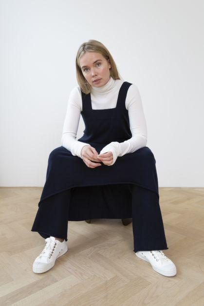 GR13_Roll neck_340 euros_Carisma dress_550 euros_Trousers490 euros