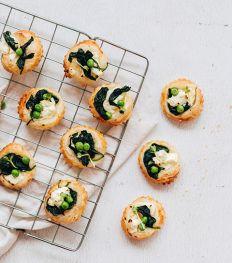 3 cheesy aperitiefhapjes voor de feestdagen