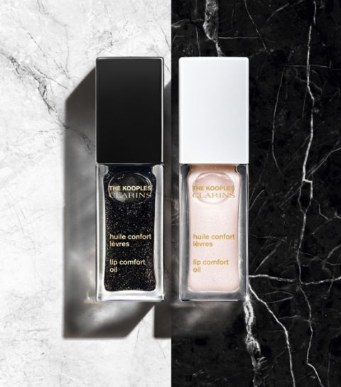 WE LOVE: de limited edition Lip Oils van The Kooples en Clarins