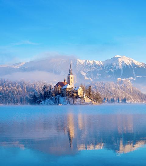 Dit zijn de meest romantische winter getaways in Europa