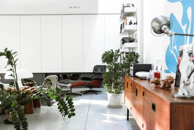 Jeroen Lathouwers, Eames, Lounge Chair