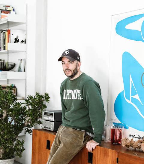 Binnenkijken bij Eames-verzamelaar Jeroen Lathouwers