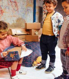 Bonjour Maurice: schenk deze kerst een duurzame babygarderobe
