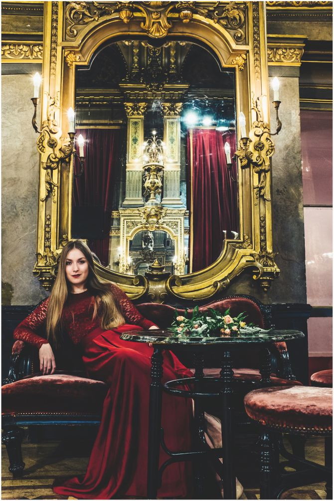 Emma Posman, opera, sopraan, Gent, Mozart