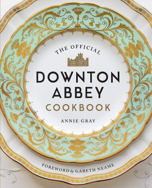 kookboek downton abbey