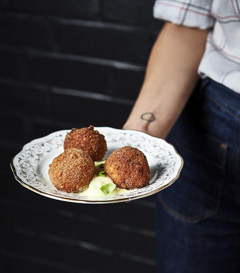 3 feestrecepten om te delen door de koks van Garage à Manger