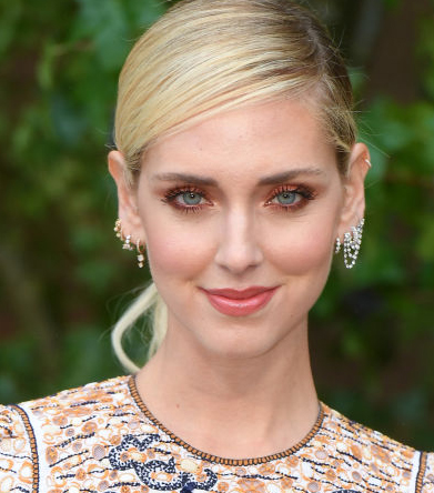 Chiara ferragni make-up