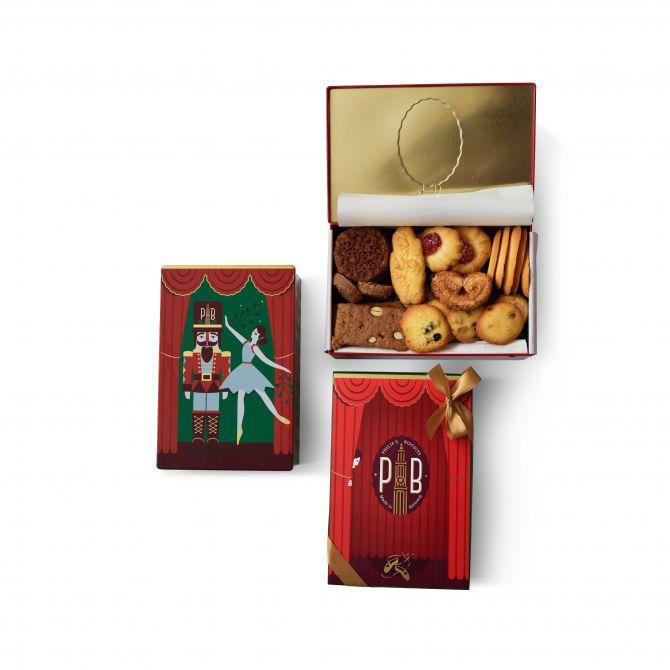 kerst food cadeau koekjes philips biscuit