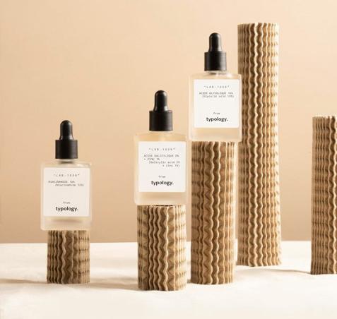 skincare beauty typology vegan huid serum