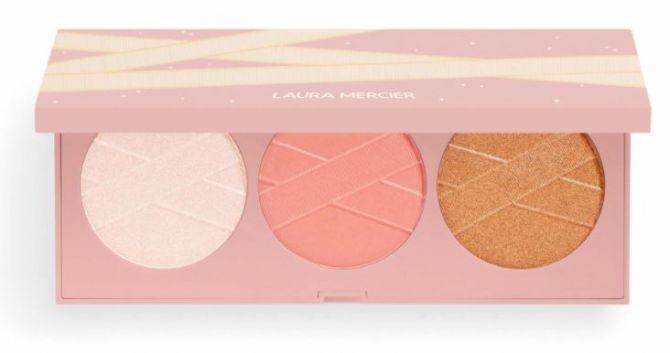 laura mercier palette kerst cadeau makeup parfuma