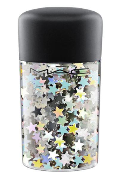 mac cosmetics glitter feesten