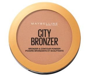 maybelline bronzer gigi hadid looks make-up