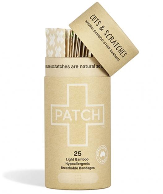 Patch: maak kennis met de ecologische bamboe pleister - 1