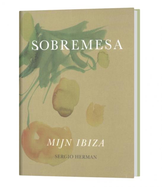 ibiza kookboek sergio herman cadeau