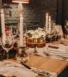 Kerstdecoratie: Zo creëer je de perfecte feesttafel