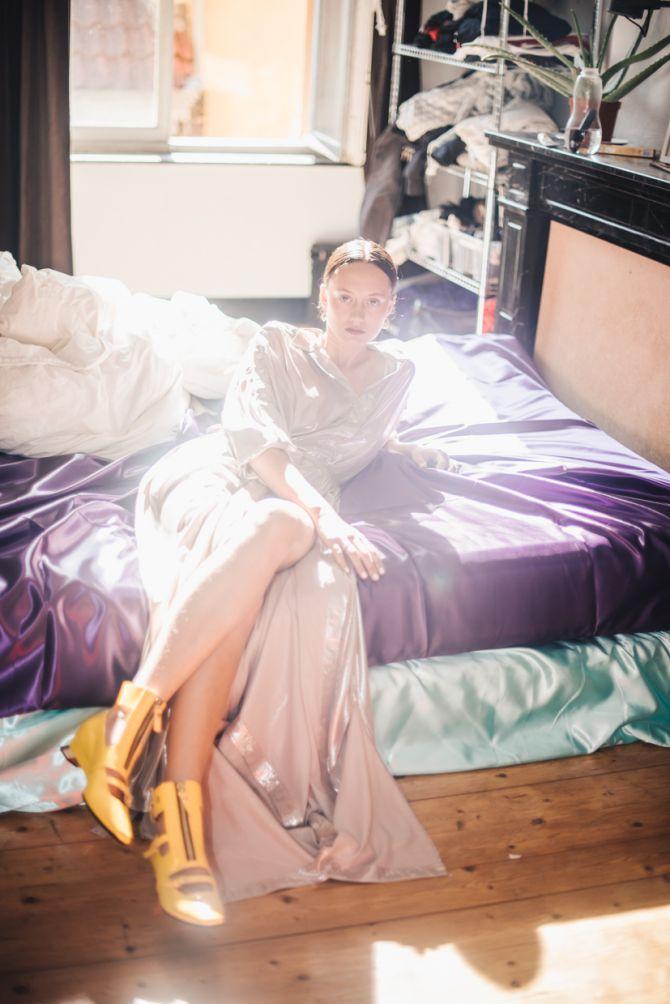 Tessa Dixson, pop, zangeres, Brussel