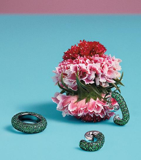 Dit is de meest extravagante juwelen collab van het moment