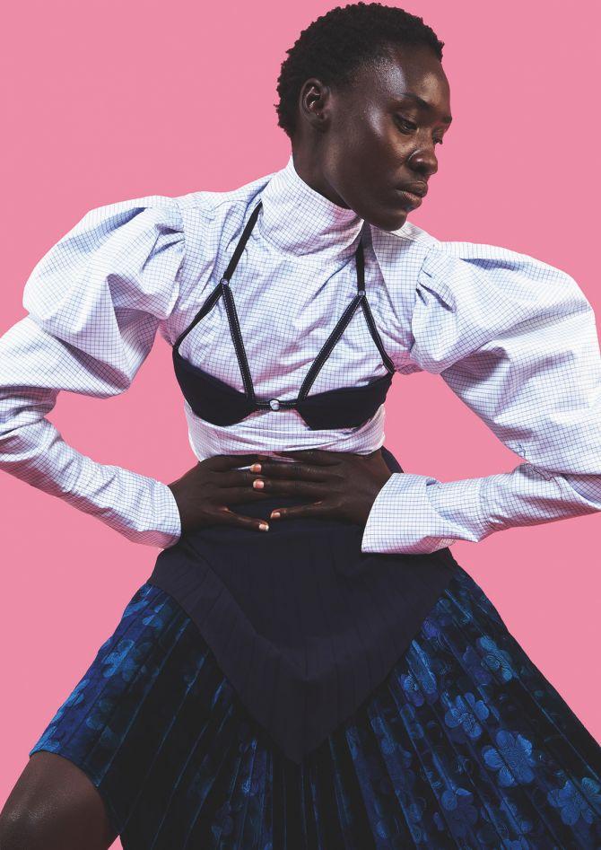Thebe Magugu, Zuid-Afrika, ontwerper, LVMH Prize