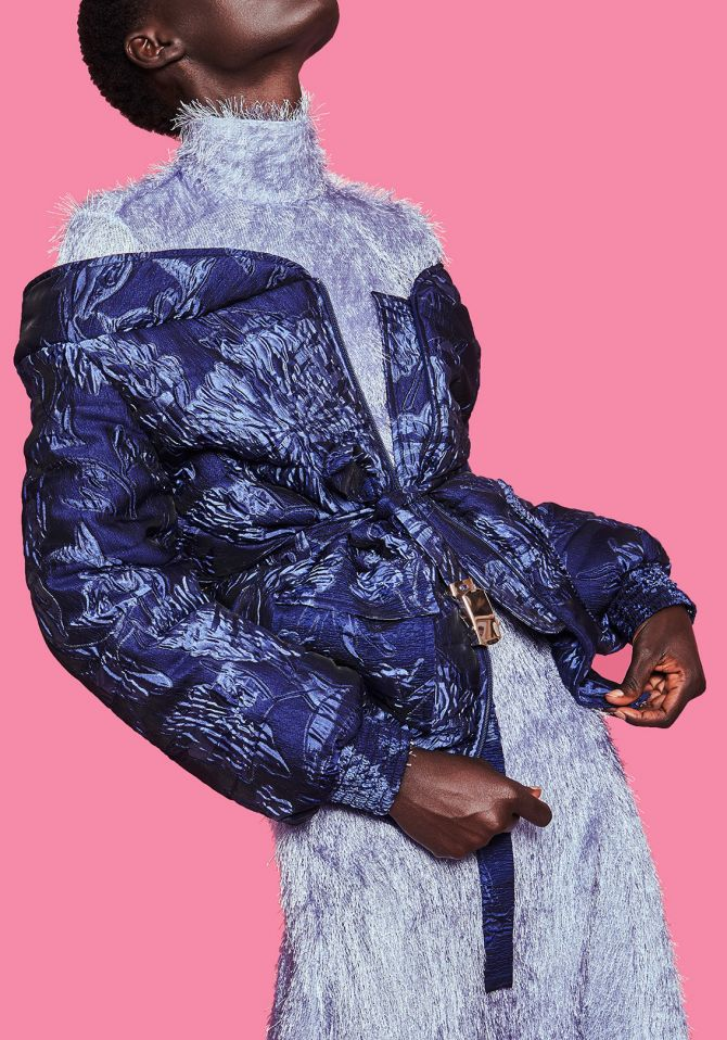 Thebe Magugu, Zuid-Afrika, ontwerper, LVMH Prize, Karl Lagerfeld