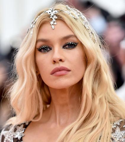 make-up eindejaar feest looks inspiratie celebs