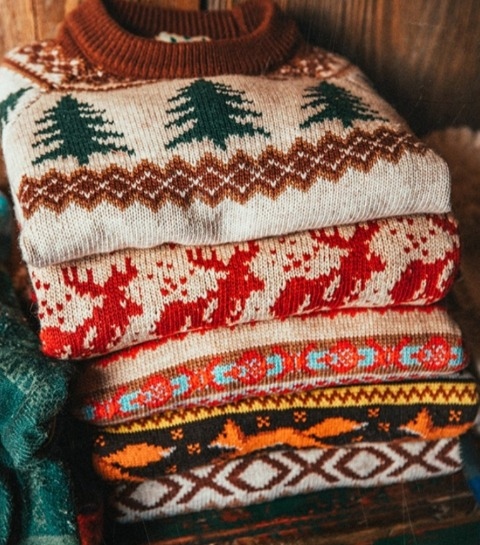 Kerst: 20 not so ugly christmas sweaters om ook na de feestdagen te dragen