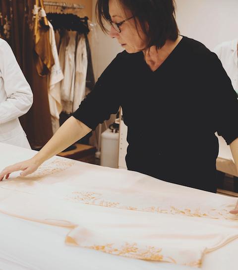 Heet van de naald: interview met lingerieontwerpster Carine Gilson