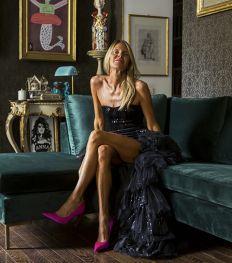 Binnenkijken bij Italiaanse modekoningin Anna Dello Russo