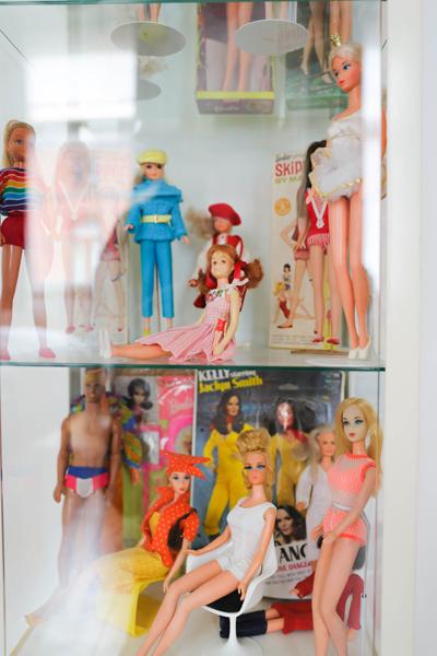 barbie verzamelaar speelgoedmuseum