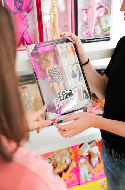 barbie verzamelaar 50 jaar