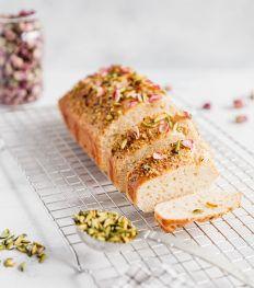 Recept: Perzische liefdescake met pistache en rozen