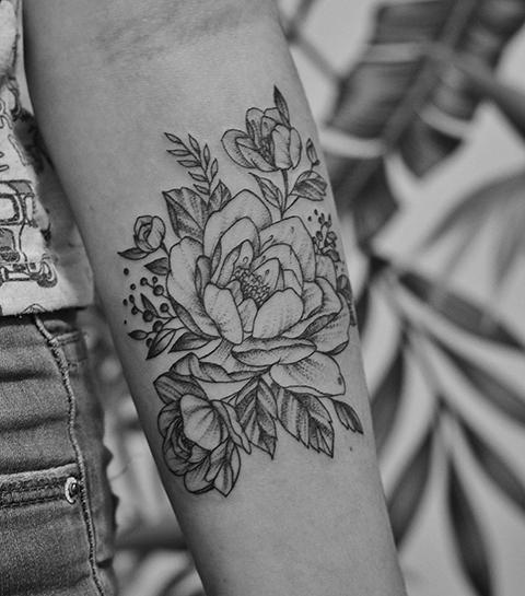 ELLE voorspelt: alle tattoo trends voor 2020