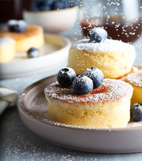 Recept: zo maak je fluffy Japanse pancakes