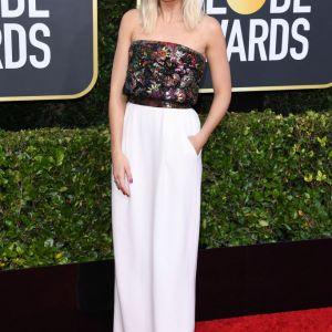 BEVERLY HILLS, CALIFORNIA - JANUARY 05: Margot Robbie attends the 77th Annual Golden Globe Awards at The Beverly Hilton Hotel on January 05, 2020 in Beverly Hills, California. (Photo by Daniele Venturelli/WireImage)