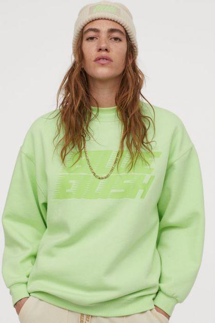 Billie Eilish H&M collectie