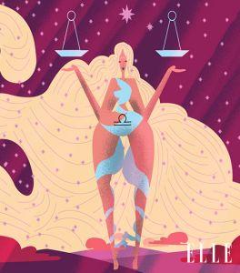 libra weegschaal sterrenbeeld horoscoop astrologie 2020 symbool