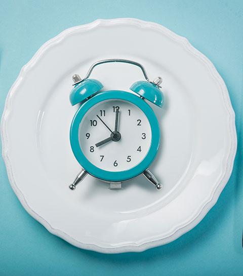 Intermittent fasting: het 8 uren dieet getest