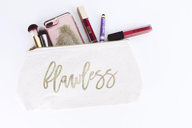 make-up eerste date tips