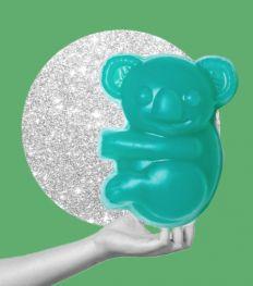 Met dit snoezige koala-zeepje van Lush steun je Australië