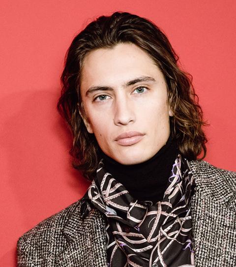 Graag gedaan: de mooiste mannelijke modellen van Men's Fashion Week
